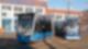 RSAG Betriebshof mit Straßenbahn